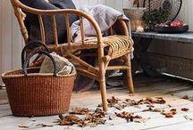 Decoração de Outono / Transforme sua casa com detalhes que tem tudo a ver com o outono!
