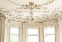 Millwork, Trim & Molding / beautiful wall accents – french millwork, molding, and trim!