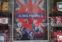2012 Jubilympics / by Lopa Patel