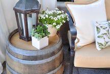 Mi casa es su casa.  / Interior design ideas
