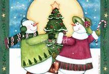 Christmas Joys / by Barbara Ann Kenney