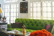 Moroccan Style / Moroccan style, decor, colour and design, wallpaper, ethnic