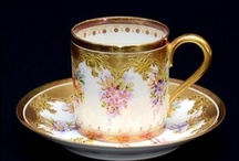 Royal Limoges  / Limoges porcelain is a hard-paste porcelain produced by factories near the city of Limoges, France. Manufacturing began in the late 18th century, but Limoges doesn't refer to a particular manufacturer, rather to all the factories in and around the city that produce porcelain.