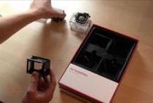 ActionCam und Helmkamera / Alles über ActionCams, Helmkameras und Outdoor Kameras.