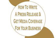 The Power of PR / PR, Communications, marketing and social media tips