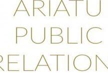 Ariatu PR - Public Relations and Communications / All things related to Ariatu Public Relations: profiling PR news, Ariatu PR client news and some inspiration to boot!