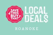 Eat Local. Travel Local. Shop Local. / We're all about supporting our community + we love sharing our favorite spots, dealios + all sorts of good stuff! #StompingGroups #SaveThisBuyThat / by Member One FCU