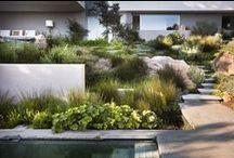 JARDIN COMPTEMPORAIN/ Modern garden