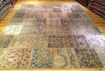 Carpets / Hand mad art