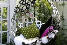 Garden & Porch Swings