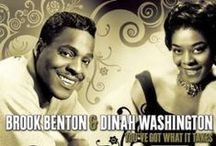 Dinah Washington & Brook Benton / Here at Shop It we have totally fallen in love with this duo! Don't buy it? Just have a listen to Rockin' Good Way (to mess around and fall in love) and if you don't love these two, well, your loss! :)