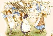 For the love of Holly Hobbie