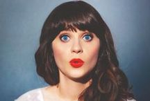 zooey / Zooey Deschanel