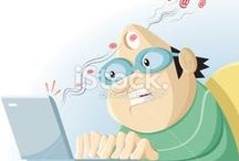 concepts and ideas / vector cartoons and ideas...
