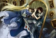 Alice / /!\alices différents /!\