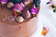 """*cake time* / """"Una festa senza torta è solo un incontro"""" Julia Child"""