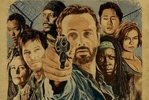 The Walking Dead / The Walking Dead Moments, Wallpapers, Actors, Characters