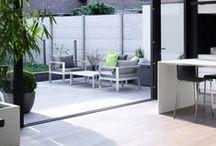 Project Wydouw - Z-parket - Floor: Argos / A tight designed and charming home with the Z-parket Argos floor. Architect Guy Wydouw. Images by Hendrik Biegs  #zparket #interiordesign #engineeredfloors #architecture