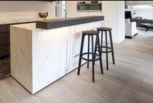 Private Project - Z-parket - Floor: Argos / A stunning warm Z-parket Argos floor in a eclectic designed interior. Interieur Design PDL Concept, Images Tim Van De Velde. #zparket #interiordesign  #engineeredflooring #woodenflooring