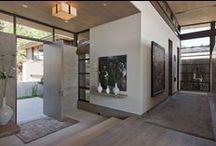 Project Barbo - Z-parket - Floor: Delphi / Project Barbo, aka a haven of peace and beauty, uses the uncommon Z-parket Delphi floor to establish its harmonious look & feel.  #zparket #parquet #engineeredhardwoodfloor #architecture #interiordesign