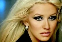 Christina Aguilera is...