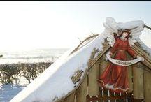 Kerst / winter in Gulpen-Wittem / Kerst in het heuvelland; sprookjesachtig! Christmas, XMAS, Weihnachten, Noël