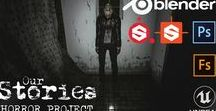 video game / prototype / horror game / Video game, prototype, concept, horror game