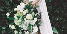 i n s p i r i n g  f l o r a l s / dreamy flora for your big day...  bouquets   styling ideas   boutonniere
