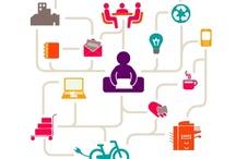 SNCF / E-mag intranet / Conseil éditorial, conception et rédaction du e-mag interne de la Direction de l'environnement de travail