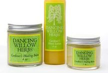 Dancing Willow Herb Products / All of our products are hand crafted from organic ingredients by certified herbal clinicians. Order at www.dancingwillowherbs.com