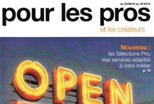 """Orange / Marketing Pro (2) / Conception et déploiement du plan de communication des packs de services thématiques """"Les Sélections Pro"""" auprès des TPE françaises."""