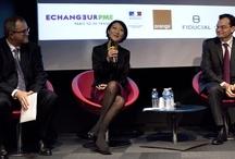 """Ministère du redressement productif / Conception de la conférence """" Travailler autrement grâce au numérique et aux services cloud """" (30 octobre 2012)."""