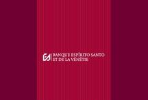 Banque BESV / Conception de la charte éditoriale et graphique de la banque BESV.