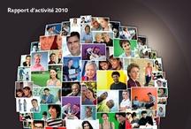 Réunica / AO Rapport annuel print et online 2011 du groupe Réunica.