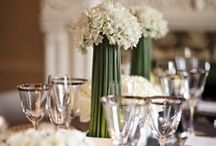 Classic Wedding / Super cool inspiration for those couples wanting something cool and sophisticated with an edge.