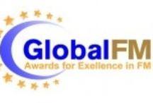 """Global FM / Remise d'un """"adwards for excellence in Facilities Management"""" à la direction de l'environnement de travail de la SNCF / Décembre 2012"""