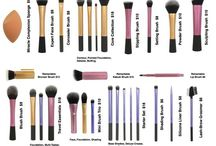 Brushes / All about makeup brushes