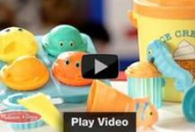 Sand and Sun toys / Bright,colorful and educational toys for indoor play as well as sun and sand!