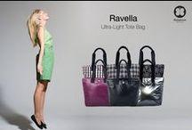 Ravella / Ultra Light Tote Bag