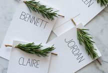 Winter Botanical Wedding