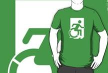 Accessibility T-Shirt Designs