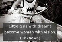 To My Girls / by Elizabella Design