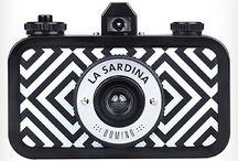 La sardina camera and friends / #Camera #lomography #la sardina