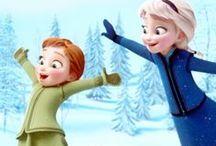 Frozen!!!! / by Tori L