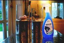 Crystal Care / Detergente Vetri e Cristalli Senza Aloni
