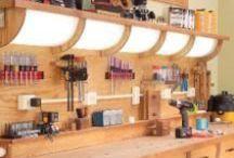 Woodworking Tricks / by Craig Hawker