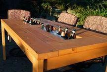 DIY ideas for outdoor living