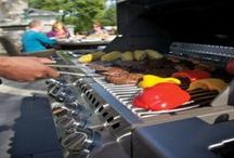 Grilling! / Yummy grilled foods
