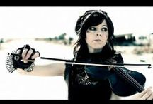 Lindsey Stirling / <3 my girl crush <3