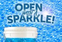 Pool and Spa Care / To keep your water sparkling clean